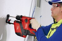 Hilti Cordless Rotary Hammer with Dust Removal System
