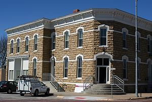 Cohen-Esrey used both federal low-income housing tax credits and historic tax credits to complete a historic rehab on Woodson Senior Residences in Yates Center, Kan.