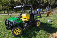John Deere special edition utility vehicle
