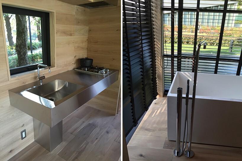 """""""Timber Retreat"""",image via Design Boom"""