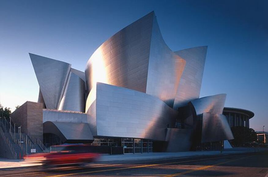 Walt disney concert hall architect magazine gehry for Design consultancy los angeles