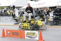 Trowel Challenge Winner crowned at World of Concrete