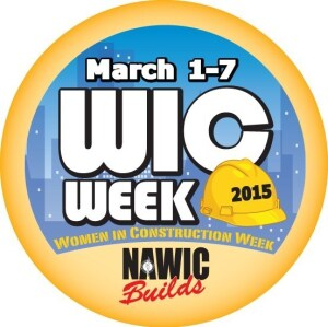 NAWIC Women in Construction Week (PRNewsFoto/NAWIC)