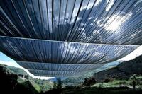 "Christo Walks Away from ""Over the River"" Battle"