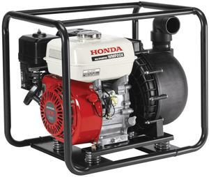PURCHASING TIP: Select a pump with the level of frame protection needed for the job. For example, if you plan to pump saltwater, choose a multipurpose or stainless-steel submersible pump and not a pump with an aluminum housing. Or if you're pumping industrial or agricultural chemicals, you'll want a thermoplastic pump housing for chemical capability, like with this Honda WMP20 multipurpose pump.
