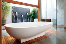Tub Living-Bath Studio: Inner Glow