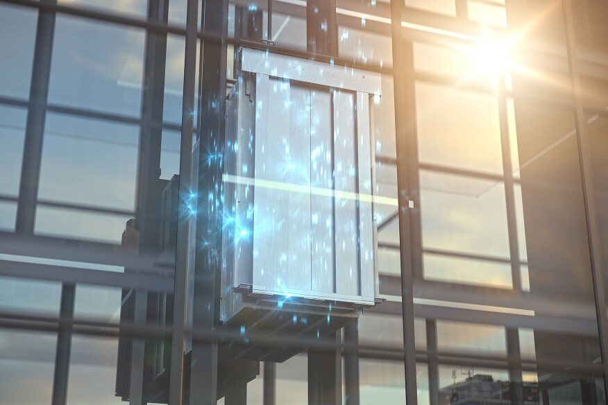ThyssenKrupp's new Max remote monitoring software will facilitate predictive maintenance and data collection for its elevators.