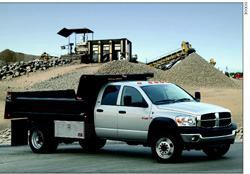 DaimlerChrysler launched the Dodge Ram 4500 chassis cab featuring Cummins diesel  engines.