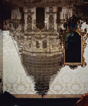 • Yale University Art Gallery  • June 24 through Aug. 10  • Contemporary photographer Abelardo Morell explores the camera obscura, in which light enters a room through only one small opening and superimposes an inverted image of the exterior world on the opposite wall. See the effect in 40 of Morell's displayed photographs and in a specially created room in the exhibition. Artgallery.yale.edu