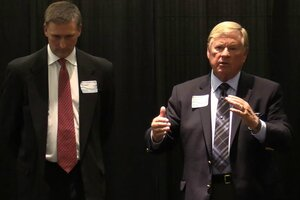 First Executive Industry Forum Features Talk of NSPF, APSP Merger