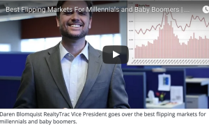 "RealtyTrac's Daren Blomquist, with analysis on house ""flipping"" markets."