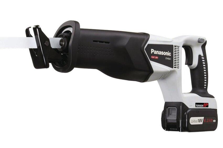 Panasonic EY45A1LS1G Cordless Recip Saw