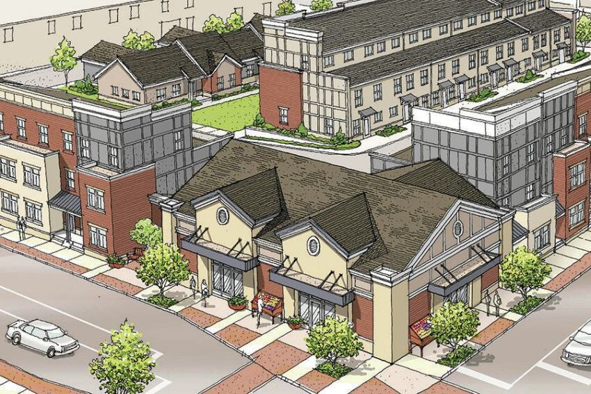 New Housing, Grocery Coming to Downtown York