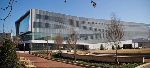 The James B. Hunt Library by Snøhetta for North Carolina State University.