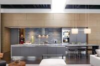 Ruhl Walker Architects Pens an Expansive and Dramatic Kitchen