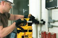 DeWalt HEPA dust extraction systems