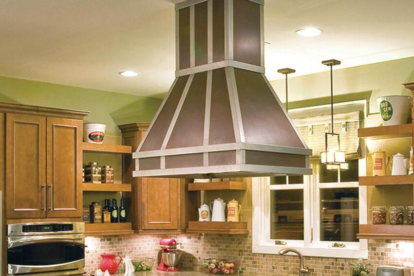 Classic Choices: RangeCraft Custom Rangehoods