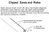 Where Eaves Meet Rake