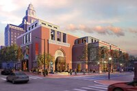 The Classic Style of the new Museum of the American Revolution