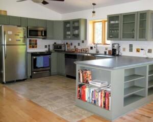 Kitchen, de Verneil residence