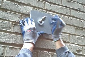 Stabilizing a Brick Exterior