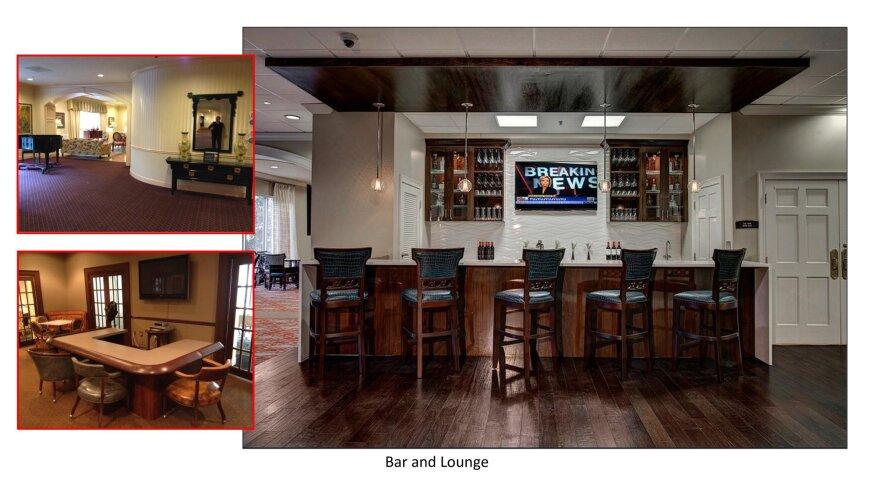 Bar renovations