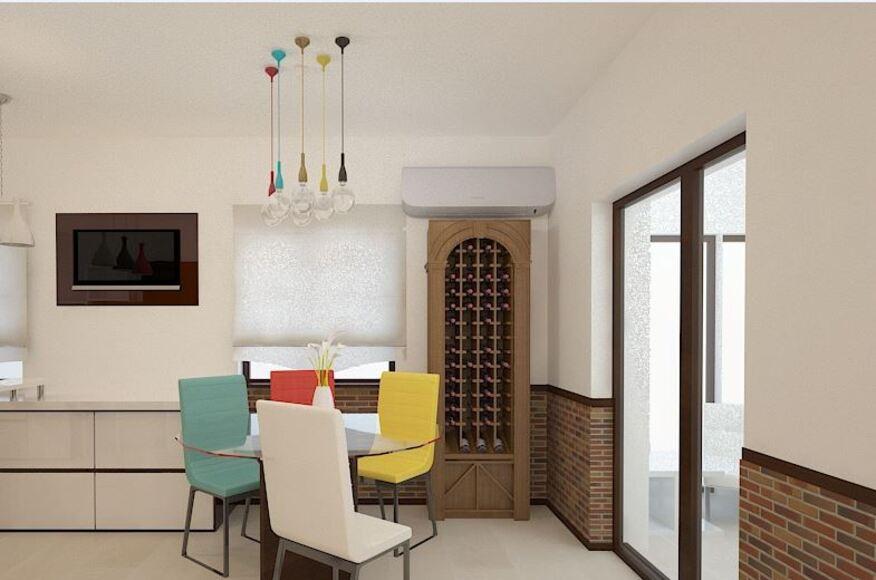 Arhitectura de interior design interior casa in brasov for A d interior decoration contractor