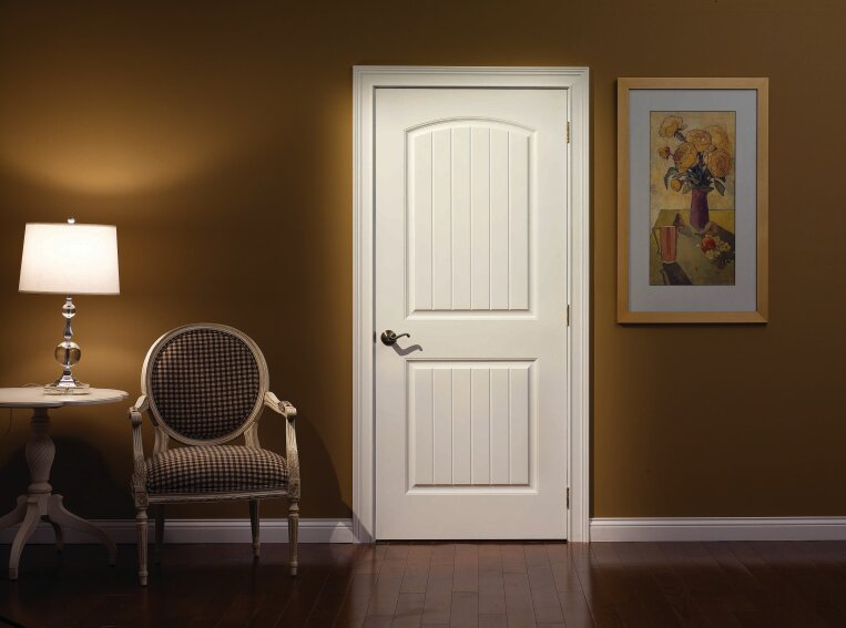 CMI CraftMaster Green Doors