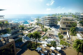 10 DESIGN Unveils a Masterplan on Egypt's Mediterranean Coast