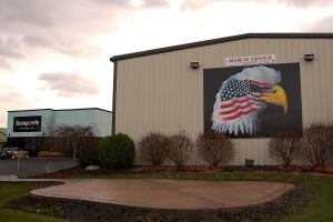 Stampcrete International Ltd. is located in Liverpool, N.Y., a suburb of Syracuse in Central New York.