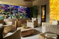 The $1 Million Aquarium: Customized Fish Tanks as Home Decor