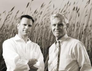 Paul Masi and Harry Bates