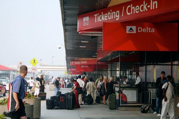The Hartsfield-Jackson Airport