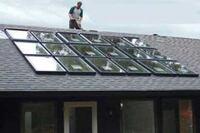 A Roof Full of Windows