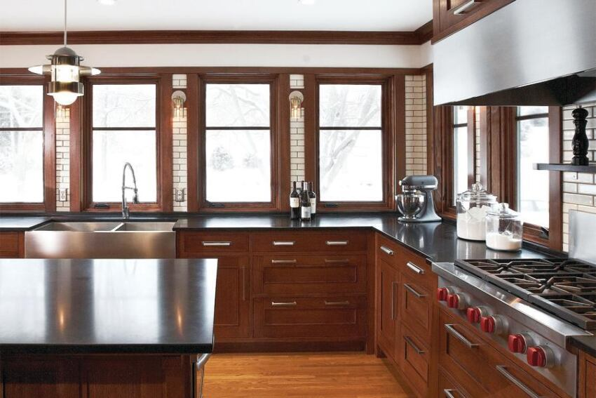 Case Study: Arts and Crafts Kitchen