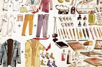 'Lists: To-dos, Illustrated Inventories, Collected Thoughts'