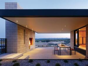 Architecture by Aidlin Darling Design, such as this house in Paso Robles, Calif., is meant to appeal to all the senses. Click here to read RA's profile of the firm.