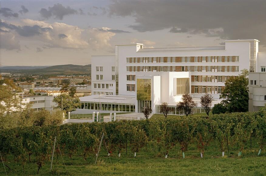 Clermont ecole d 39 architecture architect magazine du for Ecole architecture interieur lyon