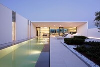 A Luxurious Prefab Villa with a Pool