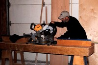 Two Essential Saw Stands for Finish Carpentry