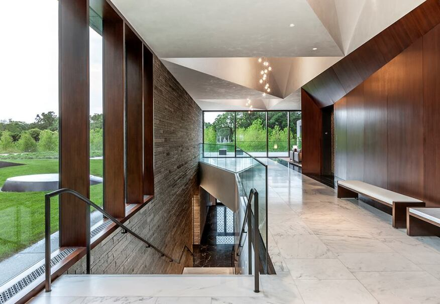 Lakewood Cemetery Garden Mausoleumin Minneapolisby HGA Architects and Engineers