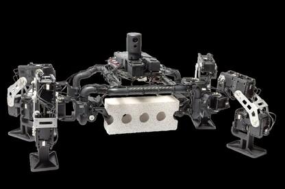 Rust Belt Robotics Group Co-Robotics and Construction: OSCR 1-4 Prototypes