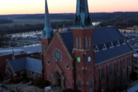 New Tech Helps Church Windows Shine
