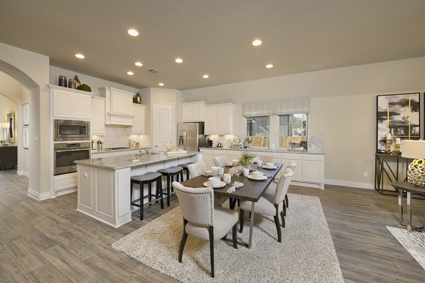 Perry homes joins trinity falls roster builder magazine for Mckinney builders