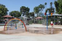 Garvey Park Splash Zone