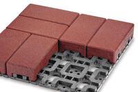 VAST Enterprises' modular lanscaping system