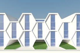 Honeycomb Dormitory
