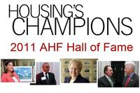 2011 Affordable Housing Hall of Fame Inductees