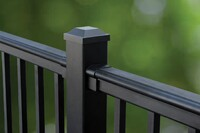 Easy Installation with Fairway's SlimLine Railing