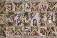 Relighting the Sistine Chapel